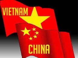 越中两国领导人互致贺电庆祝两国建交63周年 - ảnh 1