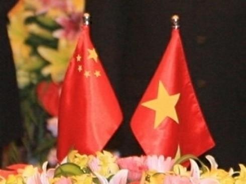 越南领导人向中国领导人致贺电 - ảnh 1