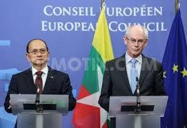 欧盟-缅甸关系新转折 - ảnh 1