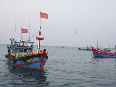 越南-中国开展海上低敏感领域合作 - ảnh 1