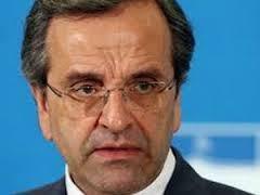 希腊总理萨马拉斯宣布重组内阁 - ảnh 1