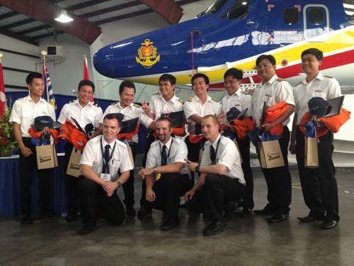 加拿大帮助越南培训水上飞机飞行员 - ảnh 1