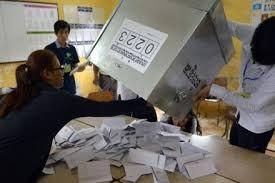 柬埔寨继续处理选举投诉 - ảnh 1