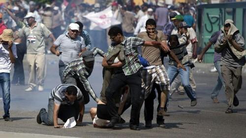 驻埃及越南公民目前依然安全 - ảnh 1