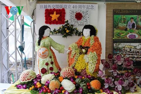 """在日本举办的2013""""越南节""""活动情谊融融 - ảnh 1"""