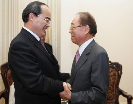 越南-日本加强科技合作 - ảnh 1
