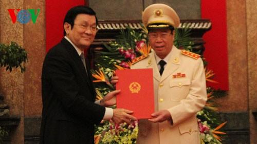 越南人民公安力量要继续发扬光荣传统 - ảnh 1