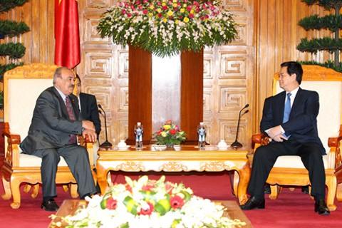 越南和科威特加强石油领域合作 - ảnh 1