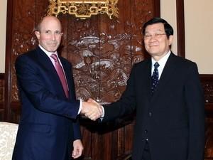 美国企业是越南的首要伙伴 - ảnh 1