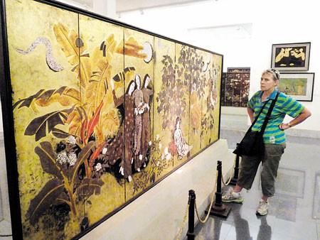 越南美术博物馆 - ảnh 2
