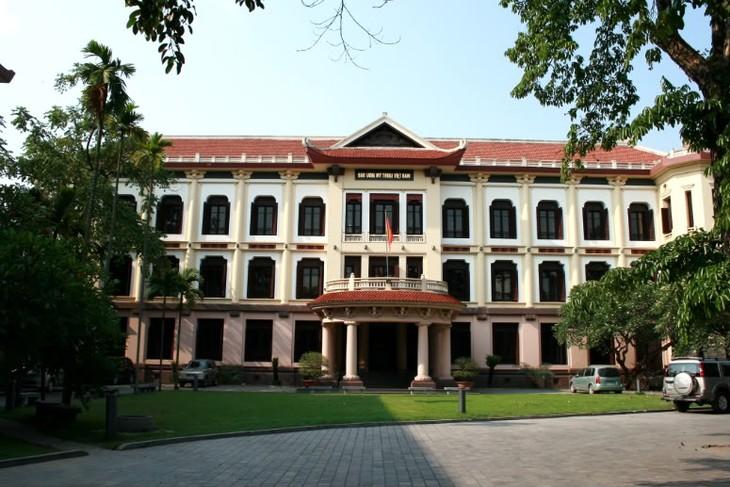 越南美术博物馆 - ảnh 3