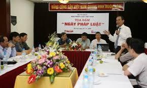 越南法律日普及法律至上观念 - ảnh 1