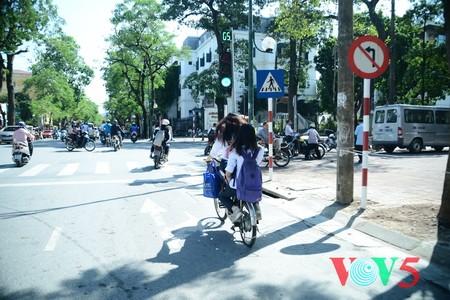 台风过后的河内蓝天 - ảnh 8