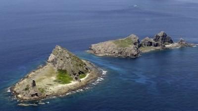 日本反对中国在华东海域设立防空识别区 - ảnh 1