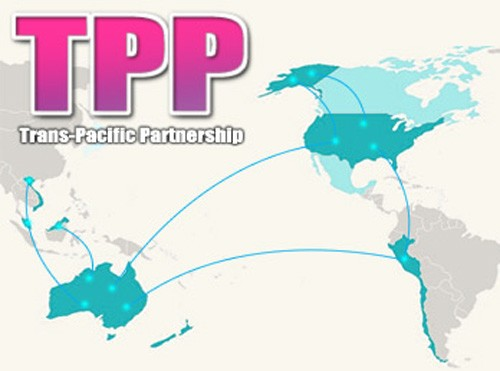 TPP首席谈判官会议在美国结束 - ảnh 1