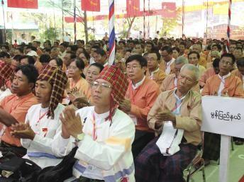 缅甸反对派民盟宣布将参加2015年大选 - ảnh 1