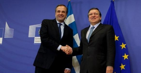 希腊正式接任欧盟轮值主席国 - ảnh 1