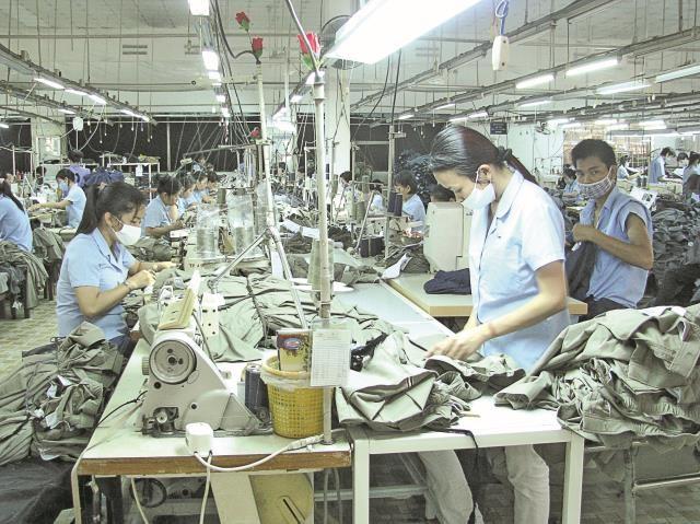 纺织服装业打破原料瓶颈,提高产品价值 - ảnh 1