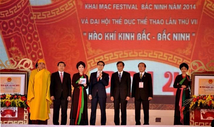2014年北宁联欢节精彩纷呈 - ảnh 1