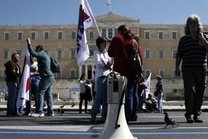 欧元区财长会议在希腊召开 - ảnh 1