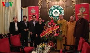 2014年卫塞节国际佛教大会筹备工作就绪 - ảnh 1