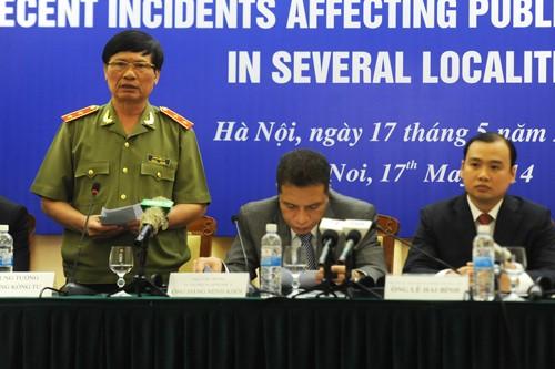 越南坚决保障外国驻越机构和外资企业安全 - ảnh 1