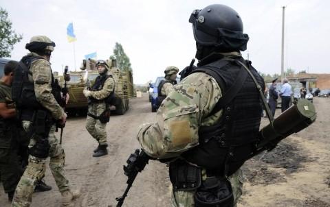乌克兰总统建议举行乌俄欧三方联络小组会议 - ảnh 1