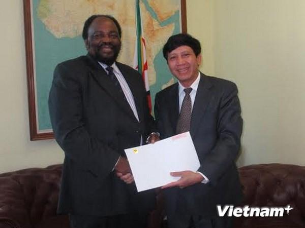 津巴布韦希望推进与越南的合作 - ảnh 1