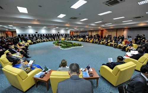 美国将在东盟地区论坛上提出东海问题 - ảnh 1