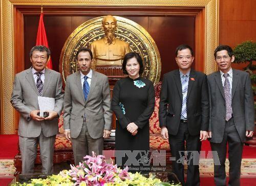 越南一向重视推动与阿拉伯联合酋长国的友好合作关系 - ảnh 1