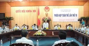 越南国会法律委员会向《民法修正案(草案)》提供意见 - ảnh 1