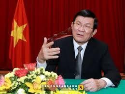 越南国家主席张晋创:越欧双边关系没有任何障碍 - ảnh 1