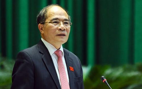 越南国会主席阮生雄出席第35届东盟议会联盟大会 - ảnh 1