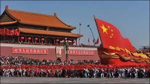 越南党政领导人致电中国领导人祝贺中国国庆65周年 - ảnh 1