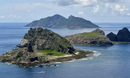 中国船只进入与日本争议海域 - ảnh 1
