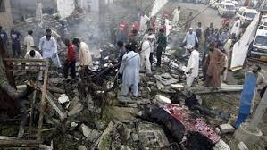 巴基斯坦发生自杀式爆炸袭击造成多人伤亡 - ảnh 1