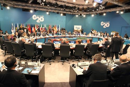 20国集团峰会联合公报中雄心勃勃的目标 - ảnh 1