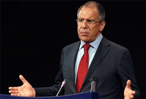 俄罗斯呼吁西方支持乌克兰东部地区对话 - ảnh 1