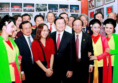 戏剧艺术家要在越南与国际友人间发挥桥梁作用 - ảnh 1