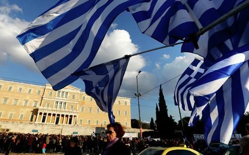 希腊面对充满挑战的漫漫长路 - ảnh 1