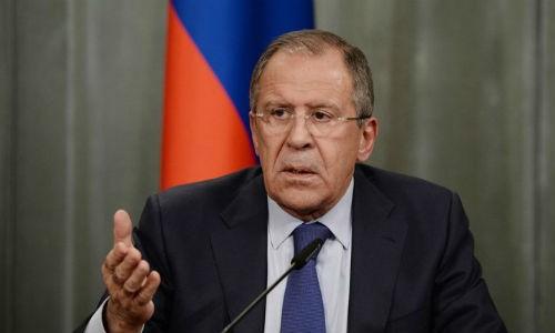 俄外长:已就伊核问题达成原则性协议 - ảnh 1