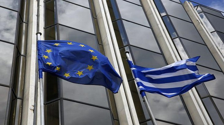 希腊如期向国际货币基金组织偿还债务 - ảnh 1