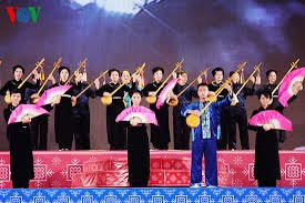 """""""祖国旋律""""艺术联欢活动在胡志明市举行 - ảnh 1"""