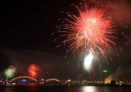 2015年岘港国际烟花比赛期间将举行多项精彩活动 - ảnh 1
