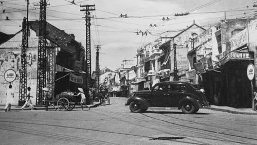 东南亚地区最后传统购物场所之一的河内古街摄影展举行 - ảnh 1