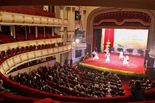 胡市的象征之一——胡志明市大剧院 - ảnh 2