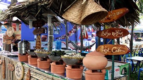 越南南方美食节开幕 - ảnh 1