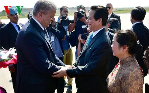 越南和阿尔及利亚同意在多个领域加强全面合作 - ảnh 1