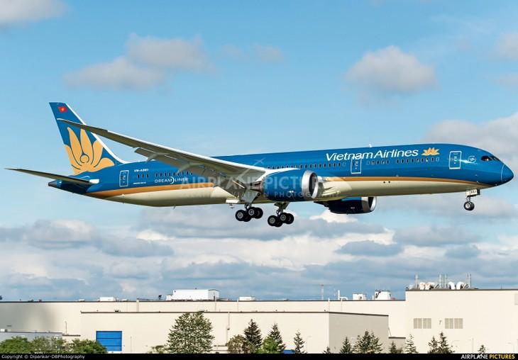 越航正式将波音787-9型梦幻客机投入运营 - ảnh 1
