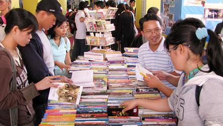 越南第五届国际图书博览会开幕 - ảnh 1